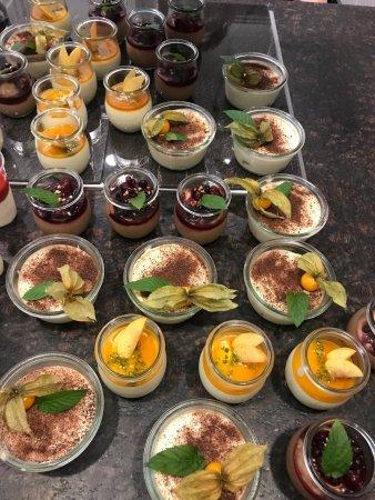Aldersbach, Alemanha: Catering: Bayrisches Buffet