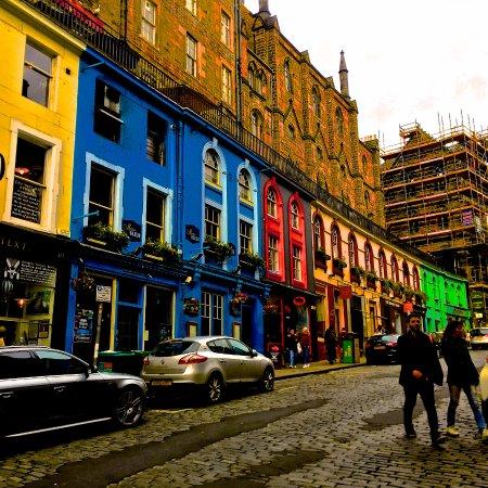 Best Free Walking Tours Edinburgh