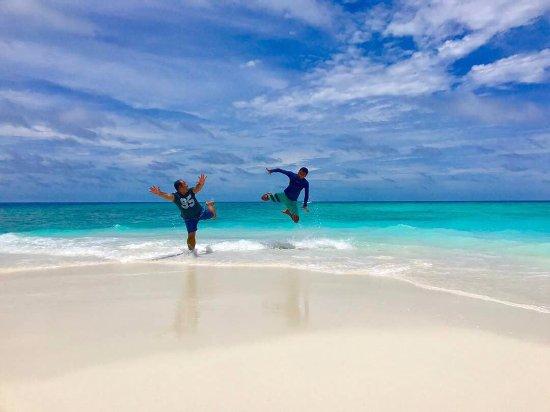 Hulhumale: Beach Fun