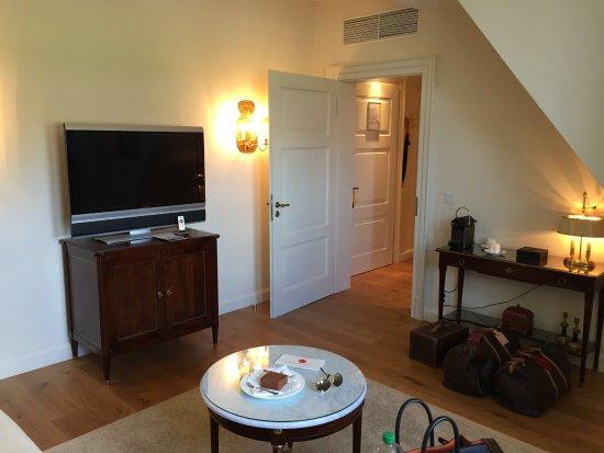 Aerzen, Tyskland: Wohnzimmer