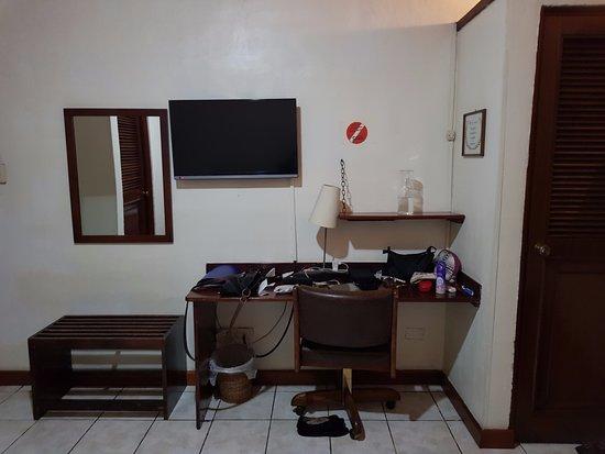 Dai Nonni Hotel: Muy amplia