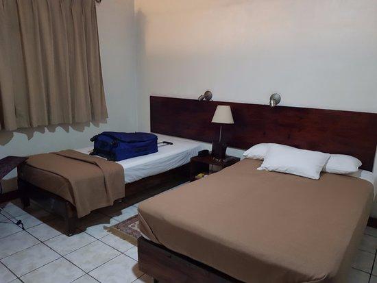 Dai Nonni Hotel: Buen descanso