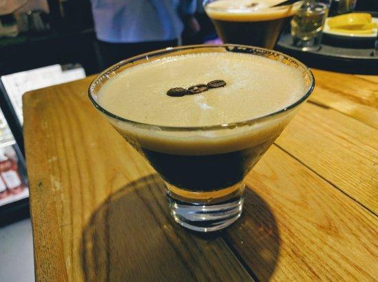 The Harbourmaster: Espresso martini!