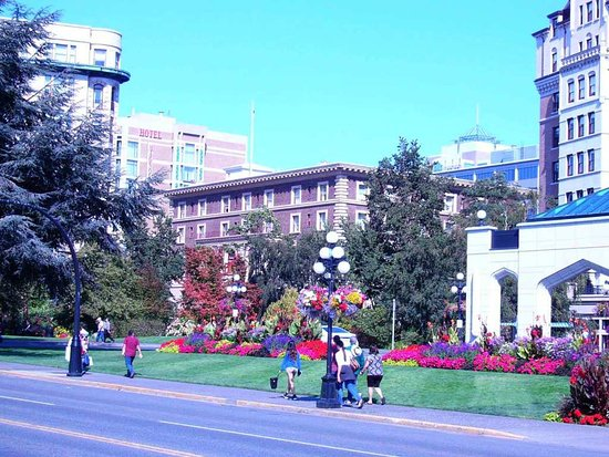 Downtown Victoria - Government Street