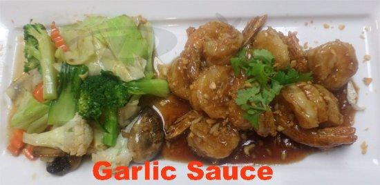 Orewa, Νέα Ζηλανδία: Garlic Sauce