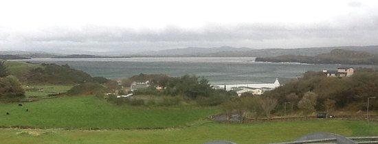 Portnablagh, Irlanda: View from hotel room