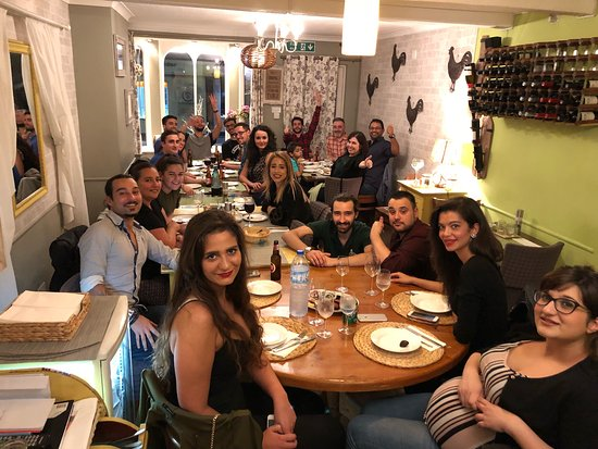 Bishops Stortford, UK: Santos Restaurant