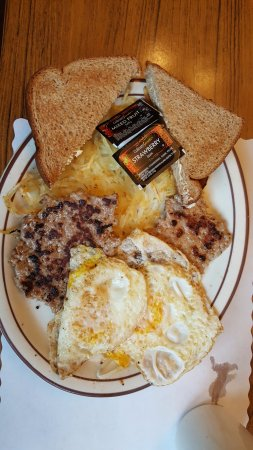 Calmar, IA: the Breakfast Special