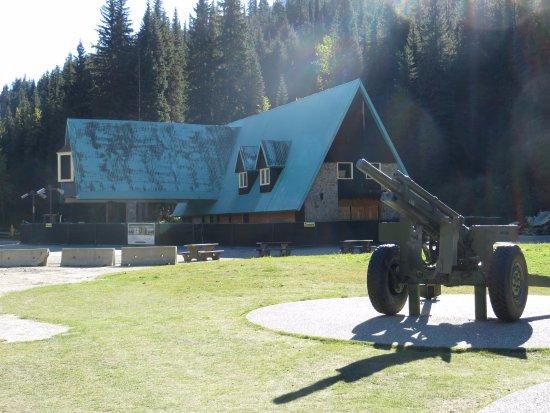 Revelstoke, Kanada: the Old Glacier Park Hotel