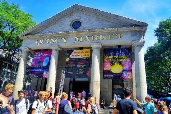 Quincy Market - Picture of Quincy Market, Boston - TripAdvisor