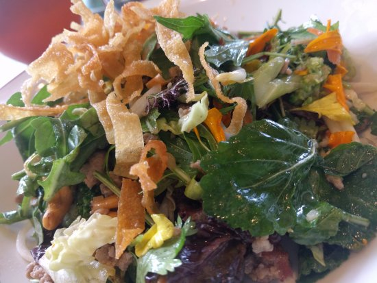 Woodbury, CT: vietnamese salad