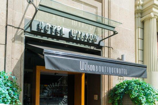 Снимок Wilson Boutique Hotel