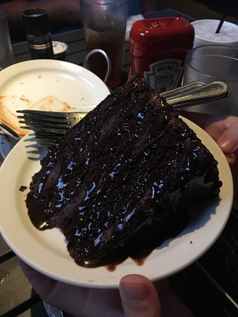 Uncle Ernie's Bayfront Grill: Chocolate madness