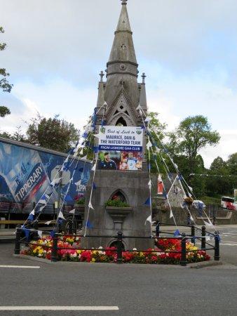 Lismore, İrlanda: Town square