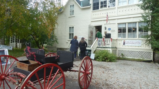 Bala's Museum with Memories of Lucy Maud Montgomery