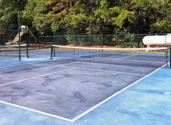 Four Oaks, Carolina del Norte: Pickleball Courts
