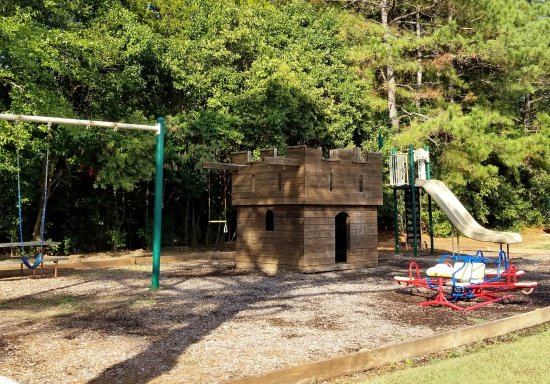 Four Oaks, Carolina del Norte: Children's Playground