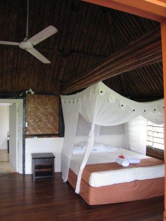 Coral Coast, Fiyi: Bed