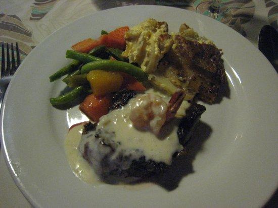 Coral Coast, Fiyi: Steak
