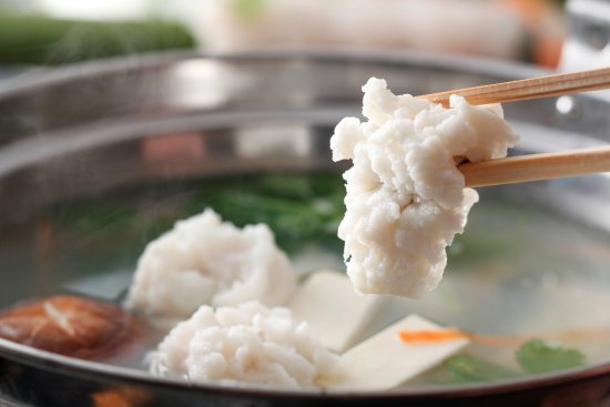 Awajishima Kaijou Hotel : 鱧すき鍋
