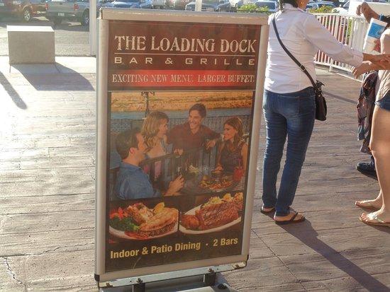 The Loading Dock Bar Amp Grille Laughlin Restaurant