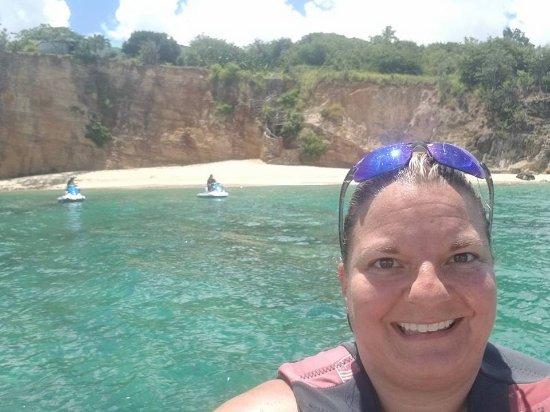 Marigot, St. Martin/St. Maarten: Jet ski tour