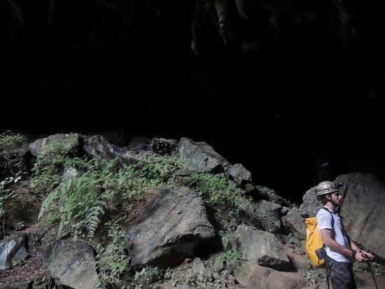 Iporanga, SP: Saída da Caverna