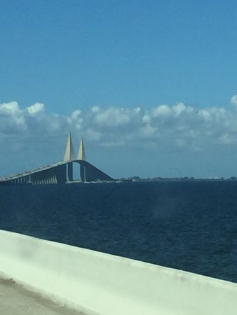 Sunshine Skyway Bridge: Beautiful