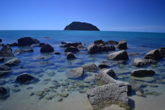 Plimmerton, New Zealand: Day in National Park on a boat