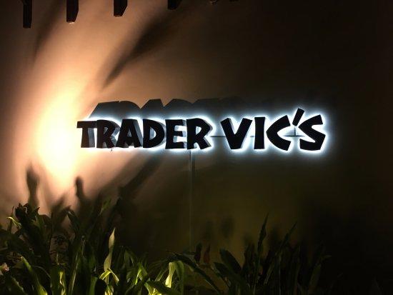 Bel Ombre, Seszele: Entrance to Trader Vic's