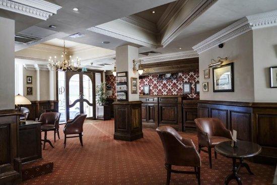 Chamberlain Hotel: Lobby