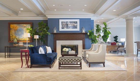 Kirkland, WA: Woodmark Hotel_Interior_Lobby 1