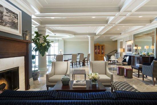 Kirkland, WA: Woodmark Hotel_Interior_Lobby2