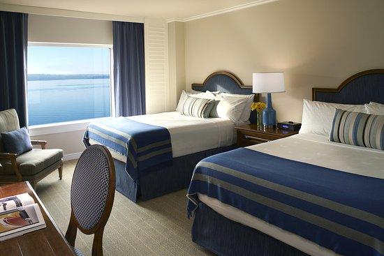 Kirkland, WA: Woodmark Hotel_Interior_Guest Room3