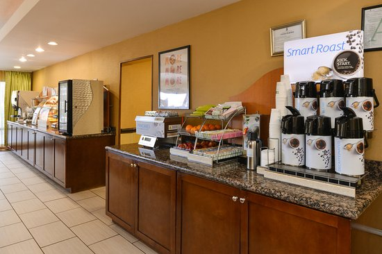 Ridgeland, MS: Breakfast Bar