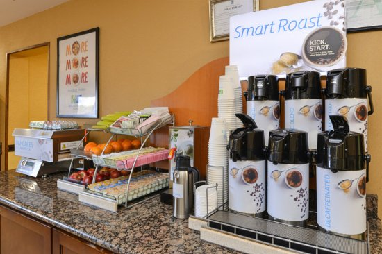 Ridgeland, MS: Breakfast Bar