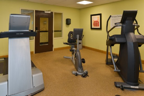 Ridgeland, MS: Fitness Center