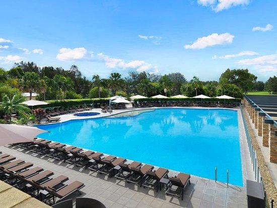 Lovedale, أستراليا: 25 x 25 metre Heated Swimming Pool