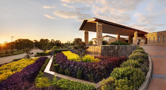 Lovedale, Australia: Crowne Plaza Hunter Valley Exterior