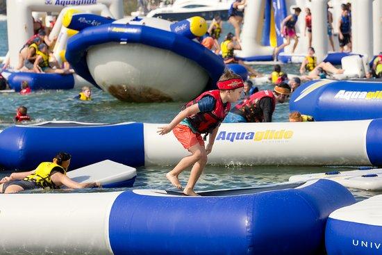 Gosford, Australië: Aqua Splash Water Park