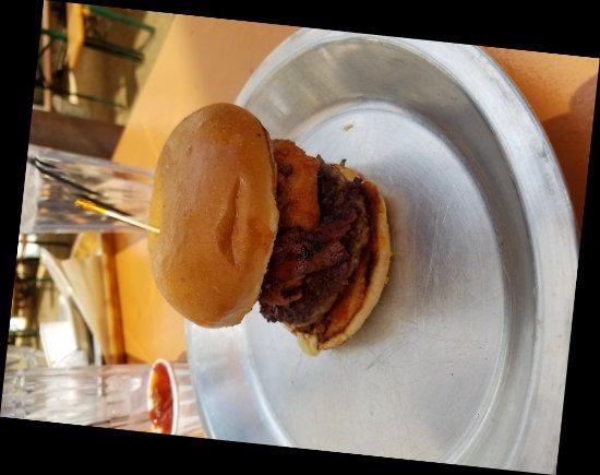 Rodeo Goat: Burgers on Sunday