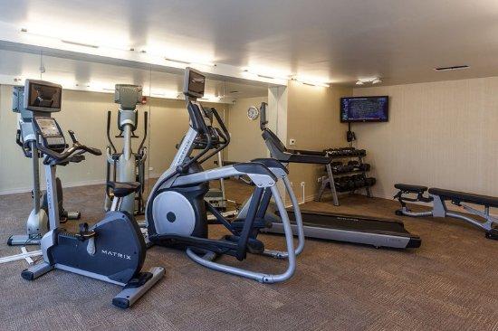 Evanston, IL: Fitness Center