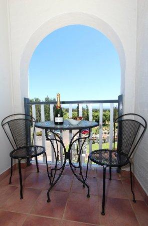 Crowne Plaza Hawkesbury Valley: Room Balcony