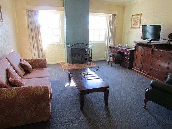 Crowne Plaza Hawkesbury Valley: Executive Suite