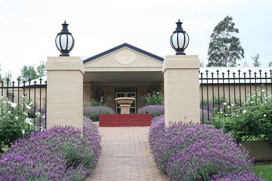 Windsor, Avustralya: Villa Thalgo Entrance