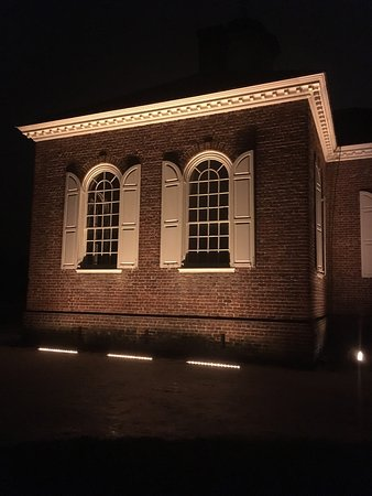 Colonial Williamsburg Ghost Tour Reviews