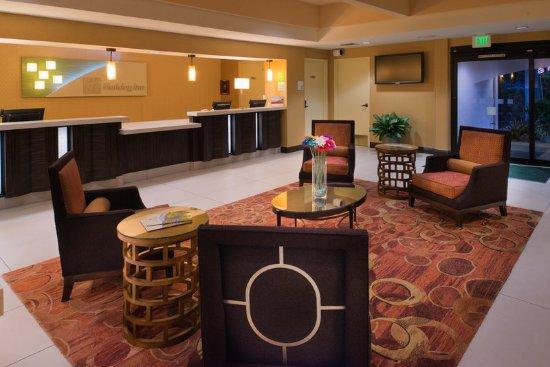 Dublin, CA: Hotel Lobby Lounge