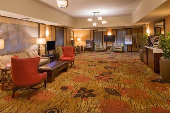 Dublin, CA: Lobby Lounge
