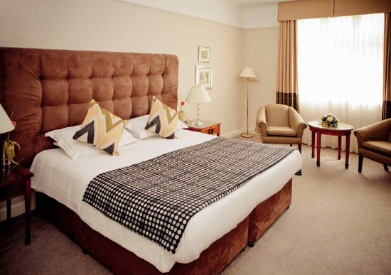 Albrighton, UK: Guest Room
