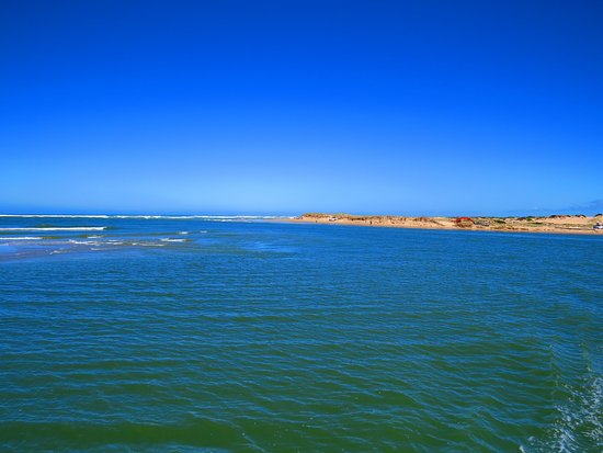 Goolwa, Australia: Murray Mouth